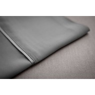 Angels Collection Silk Sheet Set - Grey