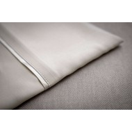 Angels Collection Silk Sheet Set -Beige