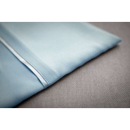 Angels Collection Bamboo Sheet Set - Light Blue