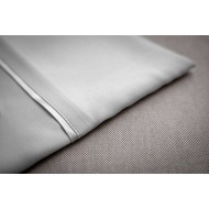 Angels Collection Silk Sheet Set - White